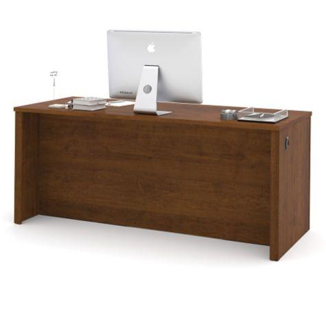 Front of desk