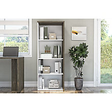 "Home Office Bookcase - 23.5""W x 61""H, 8828578"
