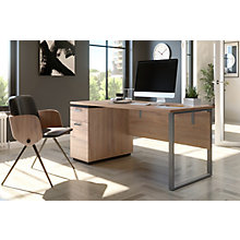 Single Pedestal Desk, 8828619
