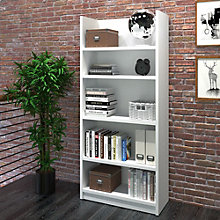 "Pro Linea Five Shelf Bookcase - 68""H , 8807753"
