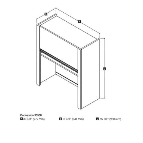 Hutch dimensions