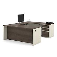 Prestige Plus Reversible Executive U-Desk, OFG-UD0071