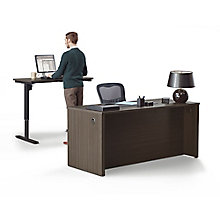 Embassy Sit/Stand Desk Set, 8822266