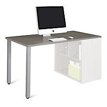 Table Desk Return with Legs, 8825810