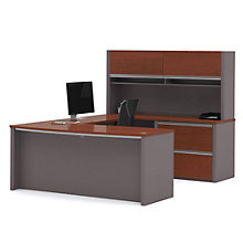Connexion Reversible U-Desk with Hutch, OFG-UD1005