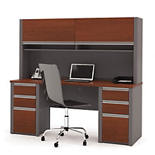 Connexion Credenza with Hutch, OFG-CH0007