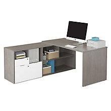 """L-Desk - 72""""W, 8825813"""