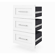 "3-Drawer Set for 25"" Unit, 8808687"
