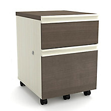 "Prestige Plus Mobile Pedestal with One File Drawer - 15.4""W, 8804472"