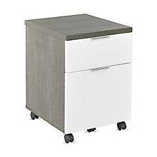 "Boardwalk Two Drawer Mobile Pedestal - 15.81""W, 8825504"