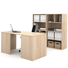 "i3 Desk and Open Storage Set- 60""W, 8802207"