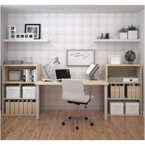 Shown in a Home Office