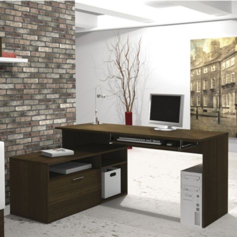 Tuscany Brown Shown in an Office Setting