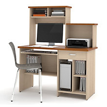 Active Computer Desk with Hutch, 8802827