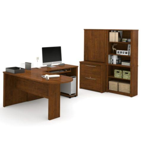 Inside View of Desk