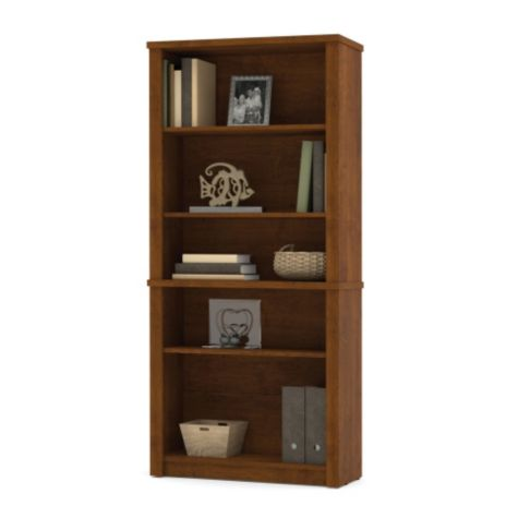 Bookcase in Tuscany Brown