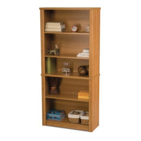 Bookcase in Cappuccino Cherry