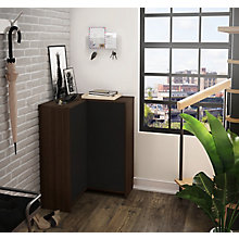 "Small Spaces Corner Storage Unit - 35.9""H, 8827650"