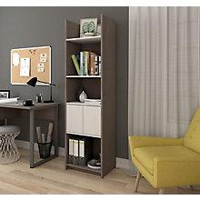 """Small Space 5 Shelf Bookcase - 20""""W, 8827654"""