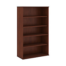 "Five Shelf Bookcase- 66""H, 8808118"