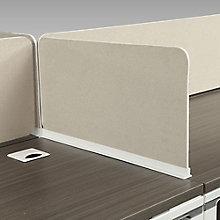 "Element Fabric Desktop Divider - 22""W, 8808049"