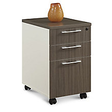 Three Drawer Mobile Pedestal, 8808044