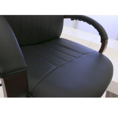 Close up of seat