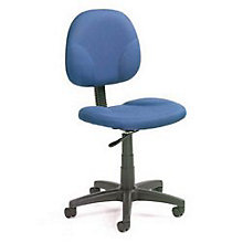 Fabric Mid Back Task Chair, BOC-B9090