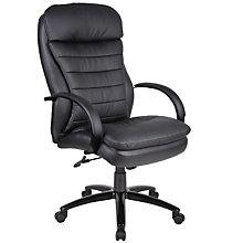 Habanera High Back Vinyl Executive Chair, 8803523