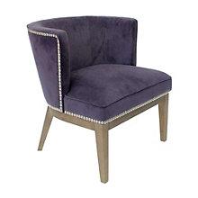 Guest Chair with Nail Head Trim, 8807772
