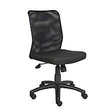 Armless Mesh Chair, 8828700