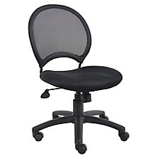 Armless Mesh Back Chair, 8828704