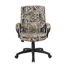 Mid Back Executive Chair, 8828641