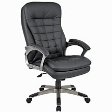 Pillow Top High Back Executive Chair, 8802402