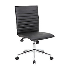 Armless Task Chair, 8828644