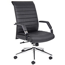 Florence Faux Leather High Back Executive Chair, 8813840