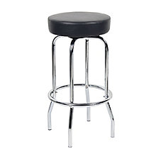 Hacienda Vinyl Backless Stool, 8813889