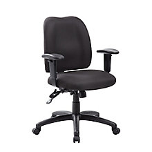 Stanton Multi-Function Task Chair with Adjustable Arms, 8814114