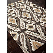 Brio Patterned Area Rug - 5'W x 7.5'D, 8805085