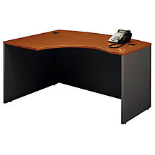 Series C Bowfront L-Desk Shell - Left or Right Return, 8827100