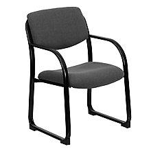 Gray Fabric side chair, 8811723
