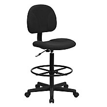 Black drafting stool, 8811731