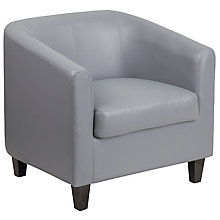 Gray reception chair, 8811769