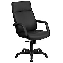 bonded leather office chair, 8811771