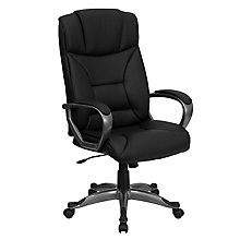bonded leather office chair, 8811791