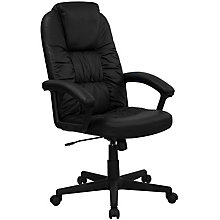 bonded leather office chair, 8811799