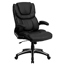 bonded leather office chair, 8811803