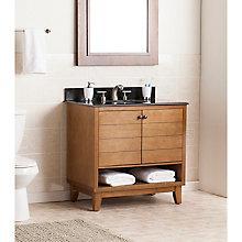 Vanity Sink w/Granite Top, 8821357