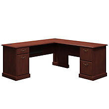 """L Desk 72"""" x 72"""", BUS-6310"""