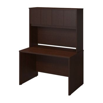 Series C Elite Compact Desk with Hutch - 48\